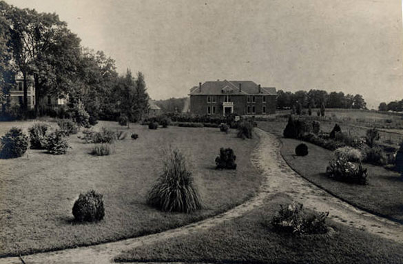 Campus View 1909