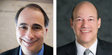 Adversarial political colleagues Ari Fleischer and David Axelrod will be the featured speakers in a student-funded Distinguished Lecture in February.