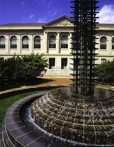 Fulbright Fountain