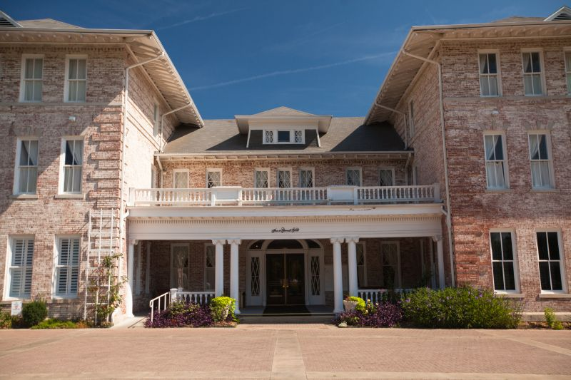 The Historic Inn at Carnall Hall offers the finest in gracious Southern accommodations at the front porch of the University of Arkansas.